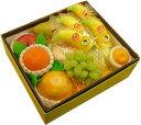 《特大箱》【ペンギンバナナ4本入り】季節の果物色々入ったお任せセット!旬の果物をお詰めします!