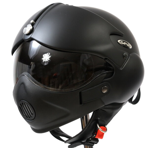 FS [Helmet] : Rare OSBE GPA Tornado JET Helmet SZ:M (57-58)