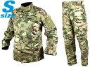 【BDU/迷彩服】Army コンバットユニフォームセット S-Size/レギュラー/MC◆マルチカム OCP Army Combat Uniform 戦闘服 サバゲ コスプレ
