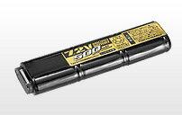 東京マルイ 7.2V 500mAh マイクロ500バッテリー [エアガン/エアーガン]...:military-king:10000040