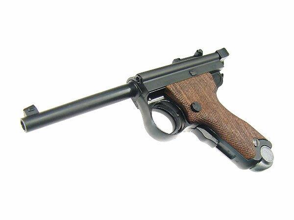 クラフトアップル モデルガン 南部式自動拳銃 大型乙 [エアガン/エアーガン]