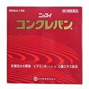 【第3類医薬品】コンクレバン500ミリ×3本入り※パッケージ変更(内容は同じです)