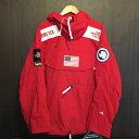 17SSSupreme×The North Faceシュプリーム×ノースフェイスTrans Antarctica Expedition Pulloverトランス アンタークティカ エクスペディションプルオーバーRED/レッド【未使用】【新古品】【中古】【1707】【0725】