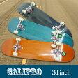 スケボー カリプロ Calipro コンプリート 31インチ キャリーバッグプレゼント