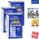 【販売元直販】 非変性活性2型コラーゲン『 UC-IIエクセレント(60粒) ×3箱 』 { UC−2