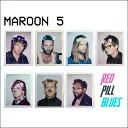Maroon 5 マルーン5 / Red Pill Blues レッド ピル ブルース 輸入盤【メール便送料無料】