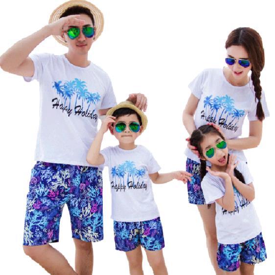 3着送料無料!親子お揃い カップル 上下セット 短袖Tシャツ メンズ レディース Tシャツ ハート柄 ユニセックス おそろい親子服 兄弟 姉妹 大人用 ペアルック 親子 ペアTシャツ 出産祝い 誕生日プレゼント 子供と親子お揃い服を!セットアップ パンツ 子供 キッズ