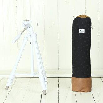 三腳架和三腳架案例二點集 / 優雅黑色女士點