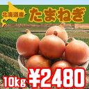 【送料無料】北海道北見産美味しい玉ねぎ10kg【オススメ】