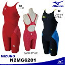 MIZUNO [ミズノ]レディース競泳用水着 GX-SONIC3 ST ハーフスーツ N2MG6201