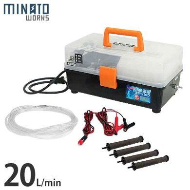 ����¥������ѥå�(�������20L/min��DC12V��100V����)