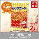 ハニー 高品質ポップコーン豆 2kg (バタフライタイプ) [r10][s1-120]