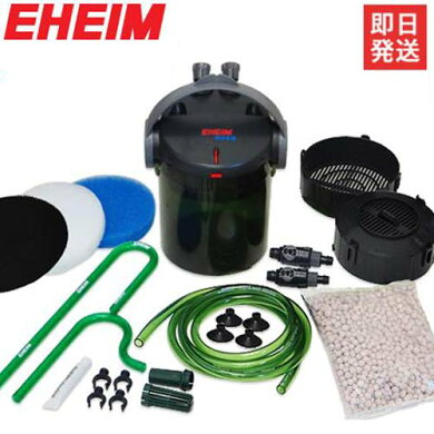 エーハイムエココンフォート2232[EHEIM水槽用外部フィルター外部式フィルター]