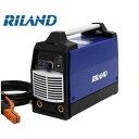 RILAND デジタル直流インバーター溶接機 MMA200GDM (単相200V/電撃防止機能付き) [直流アーク溶接機][r20]