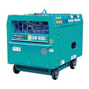 デンヨー 防音型ディーゼルエンジン溶接機 DAW-180SS (溶接発電兼用) [エンジンウェルダー][r20]