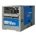 デンヨー 防音型ディーゼルエンジン溶接機 DLW-200×2LS (溶接発電兼用) [エンジンウェルダー][r20]