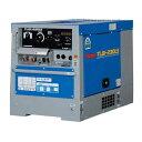 デンヨー 防音型ディーゼルエンジン溶接機 TLW-230LS (溶接発電兼用) [エンジンウェルダー][r21][s4-999]【返品不可】