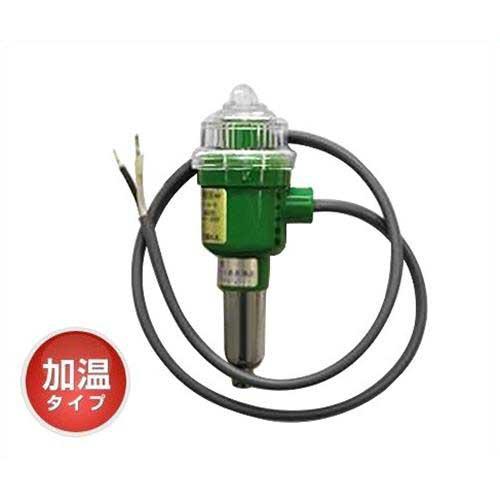 昭和精機 加温用サーモスタット グリーンサーモ ES-5 (100V・200V対応)