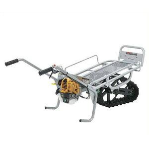 マキタ 一輪クローラー運搬車 『くろ助』 足固定タイプ RKI-81E4F (ロビン4ストエンジン搭載) 【返品不可】