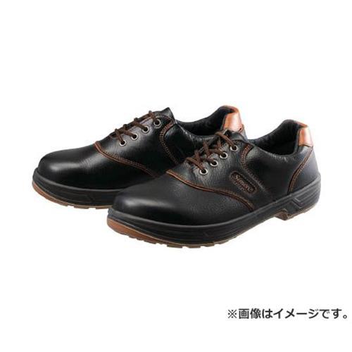 シモン 安全靴 短靴 SL11-B黒/茶 23.5cm SL11B23.5 [SL11B-23.5][r20][s9-910] 【送料無料】【後払/コンビニ手数料0円】【NG】【新しいです】