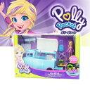 【Polly Pocket】ポリーポケット キャンパープレイセット