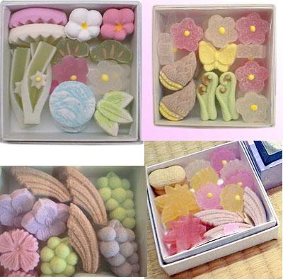 季節の御干菓子詰め合せ小...:minatoya:10000300