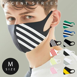 【送料無料】LOOKA デザイン マスク アクセント | ルカ 繰り返し 洗える 紫外線 蒸れない 肌荒れしない 耳痛くない おしゃれ かっこいい 韓国 Mサイズ Sサイズ 男女兼用 C99D2-A048