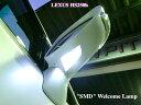 LEXUS HS250h/Epistar 3030 Power SMD ドアミラーウエルカムランプ/ANF10