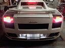 Lamborghini Gallardo/2835 Epistar LED バック(リバース)ランプ/ランボルギーニ ガヤルド・GH-JFGE11(前期)