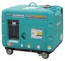 ヤンマー ヤンマー 空冷ディーゼル発電機 YDG500VS6E