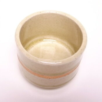 Japanese handcraft pottery (Seto Hongyo Pottery) KISETO tea cup medium size
