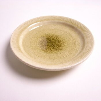 Japanese handcraft pottery (Seto Hongyo Pottery) KISETO line dish