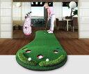ゴルフマット 練習 パター練習 ゴルフ 練習器具 パター練習マットパター練習器具 ゴ