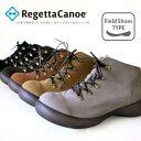 RegettaCanoe-リゲッタカヌー-CJFS-6904 フィールドシューズ メンズレースアップショートブーツ