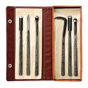 盆栽道具:特上共柄彫刻刀6点セット