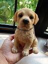 子犬置物 ラブドール子犬