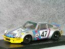 スパーク 1/43 ポルシェ 911カレラ '73 ルマン #47 / マルティーニ レーシング