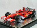 ホット ホィール 1/18 フェラーリ 248 F1 ミハイル・シューマッハ ポールポジション 66