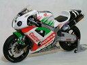 ミニチャンプス 1/12 ホンダ VTR1000 ティーム カストロール 2000年 鈴鹿8時間耐久レース、V.ロッシ / C.エドワーズ