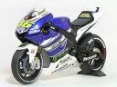 ミニチャンプス 1/12 ヤマハ YZR-M1 モトGP 2013 ヤマハ ファクトリー レーシング / バレンティーノ・ロッシ