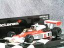 ミニチャンプス 1/43 マクラーレン フォード M23 / 1976年 日本 グランプリ( 富士