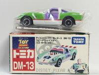 【USED】ディズニートミカ ディズニー・ピクサーモータース DM-13 スピードウェイスター バズ 240001007011