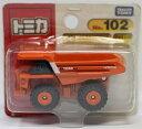 【USED】トミカ No.102 日立建機 リジッドダンプトラック EH3500ACII (ブリスター) 240001012790
