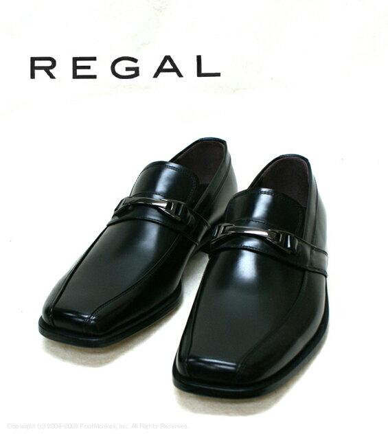 【送料無料】REGALリーガルビットY401ブラックビジネスシューズ【送料無料】REGAL