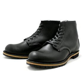 レッドウィングREDWINGベックマンBECKMANブーツ9014(ブラック)ワークブーツREDWINGBOOTS送料無料