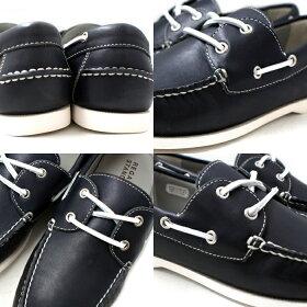 リーガルデッキシューズメンズ本革靴REGAL554R〔NAVY〕送料無料メンズでっきしゅーずdeckshoesmen's