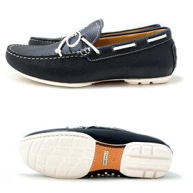 ドライビングシューズリーガルメンズ本革靴REGAL954R〔NAVY〕送料無料メンズどらいびんぐしゅーずdrivingshoesmen's
