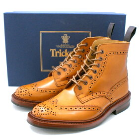 �����ʥȥ�å���������ȥ꡼�֡��ĥȥ�å������֡���Tricker'sTrickersMALTON(���ȥ�)M2508������������ʥ��ȥ�����fitting5BOOTS����̵��