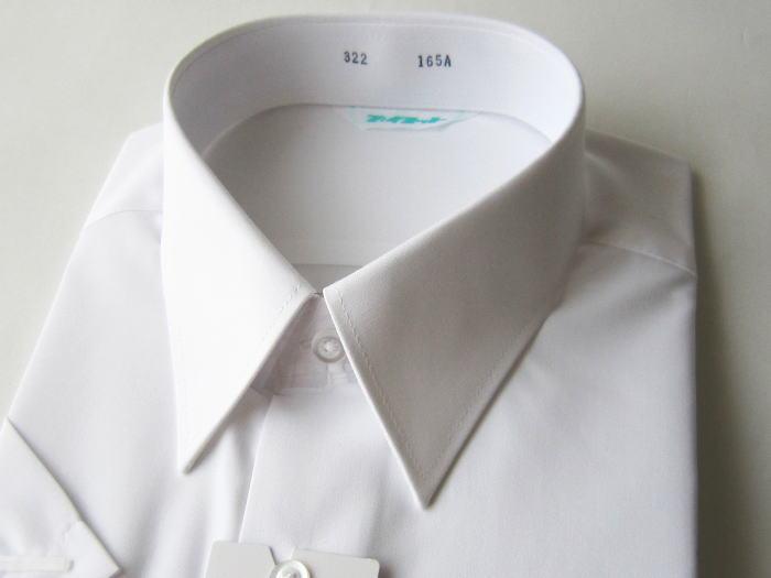 ナノプラスシャツ 男子半袖スクールシャツブイヨ...の紹介画像3