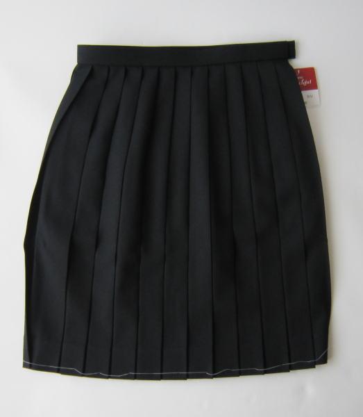 黒スカート(純毛・裏地付き)kanko Fine Label カンコー